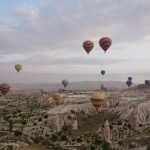 Travel to Cappadocia