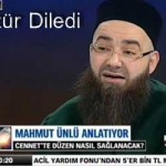 Cübbeli Ahmet Hoca'nın Özründen Rahatsız Olanlar Var
