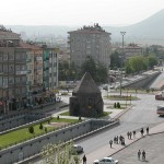 Kayseri, the former capital
