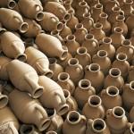 Avanos Pottery Creating