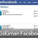 Müslüman Facebook