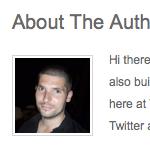 Wordpress Yazar Hakkında Bilgi
