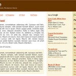 Wordpress Prosense Tema
