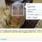 Twitpic Yüz Etiketleme