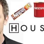 Her Gece House ve Nescafe