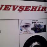 Nevşehir Seyahat Otobüsleri