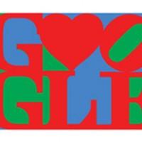 Google Sevgililer Günü Logosu