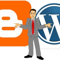 Wordpress ? Blogger ?