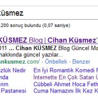 Google Otorite Site
