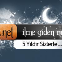 İlkvahiy.net 5. Yıl Logosu
