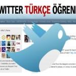 Twitter Artık Türkçe