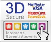 3D Güvenli Ödeme