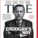 Recep Tayyip Erdoğan Time Dergisine Kapak Oldu