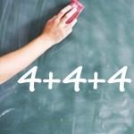 4+4+4 Eğitim Sistemi