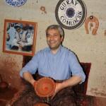 Sanayi Bakanı Nihat Ergün Avanos'ta Çömlek Yaptı