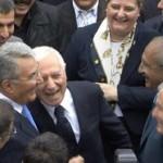 Mehmet Haberal Cenazede Kahkahalarla Güldü