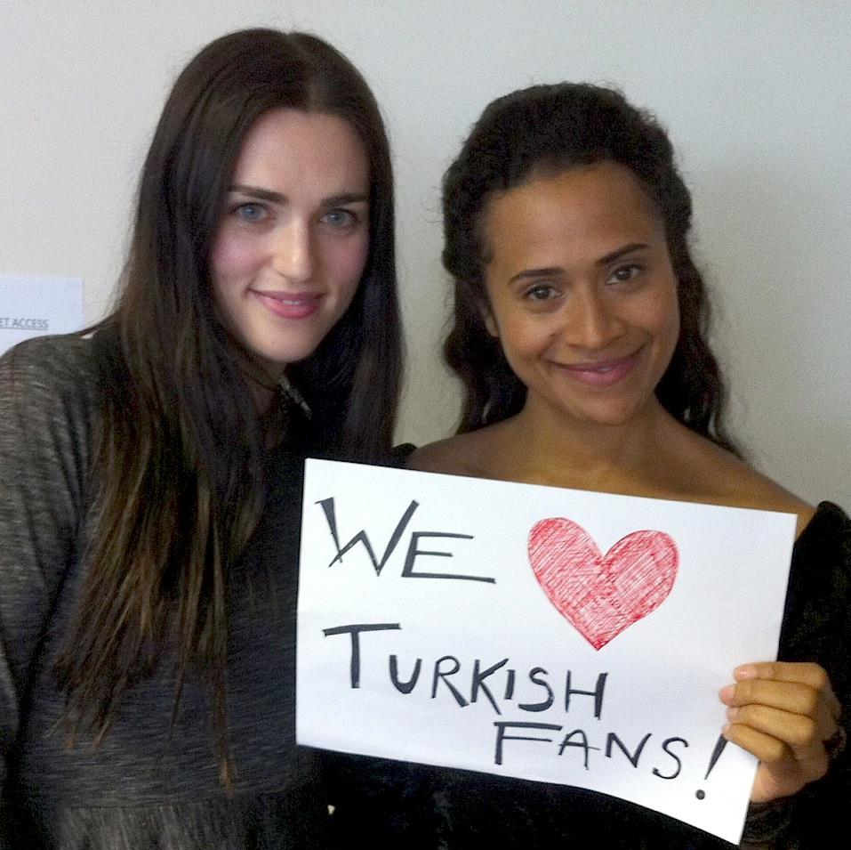 Merlin Loves Turkish Fans