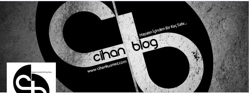 Cihan Blog Facebook Sayfası...