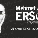 Mehmet Akif Ersoy'un Ölüm Yıldönümü