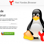 Linux Yandex Browser