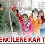 Okullar Tatil: Öğrenci Olasım Geldi