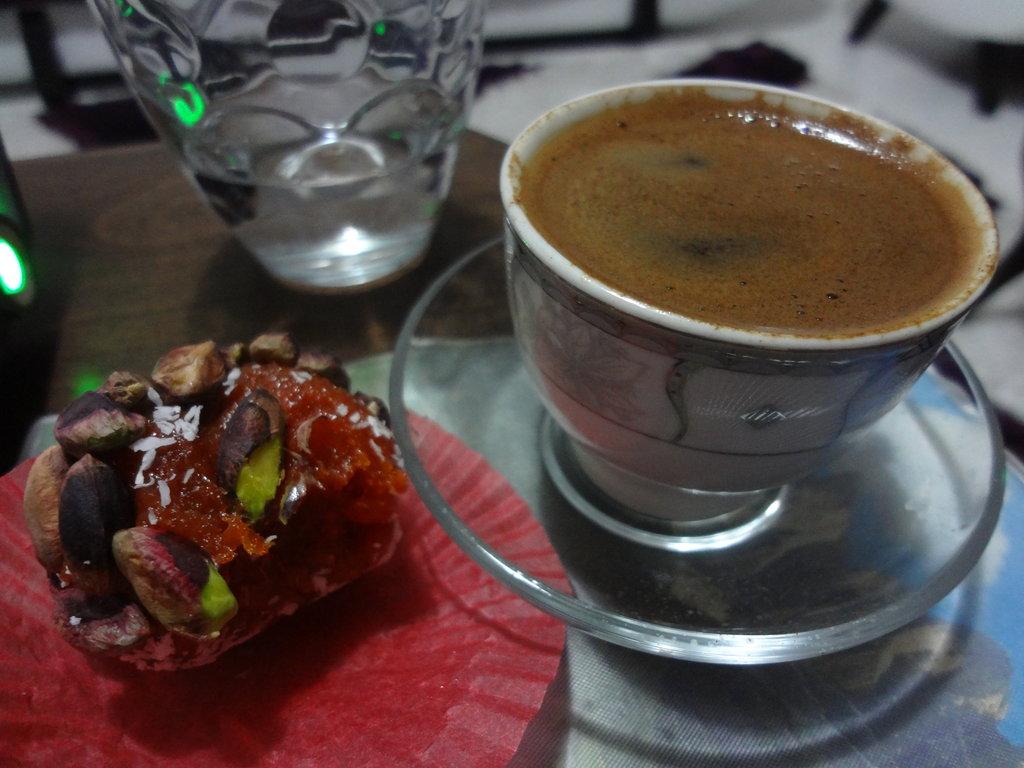 Atom ve Kahve