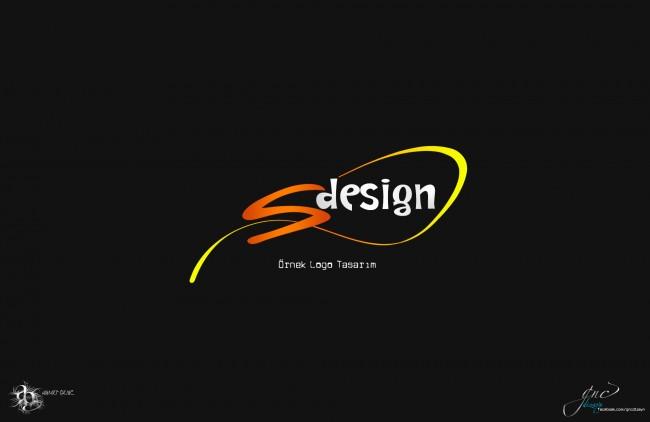 S design - Örnek Logo Tasarımı - GNC dizayn'ın örnek logo tasaırmlarından biridir. Tüm hakları saklıdır. Tasarım: Ahmet Genç'e aittir.