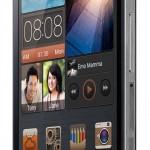 """Huawei'den dünyanın en ince akıllı telefonu: """"Ascend P6"""""""