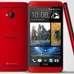 Kırmızı HTC One
