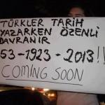 Türkler tarih yazarken özenli davranır !