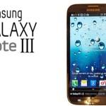 Samsung Galaxy Note 3 e Doğru