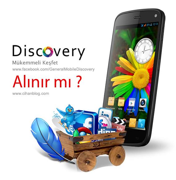 gm discovery alınır mı