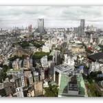 600 Milyar Piksellik Tokyo Görüntüsü