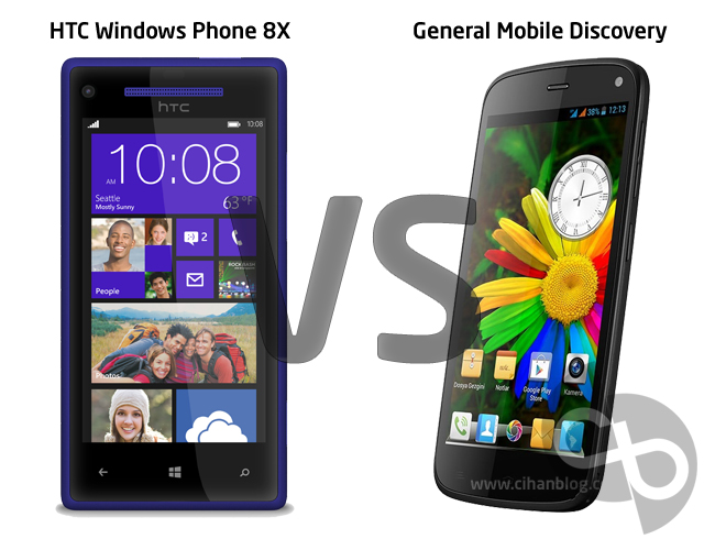 discovery&htc windows 8x_resim