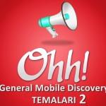 General Mobile Discovery Tema Paketi 2