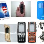 """Telefonların """"En""""leri"""