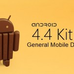 General Mobile Discovery KitKat Tema