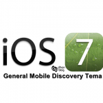 iOS 7 Tema|General Mobile Discovery