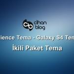 Faience Tema ve S4 Tema (Güncelleme)|GMD