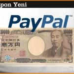 Paypal ve Japon Yeni