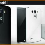LG G3 Göründü!