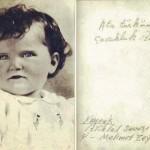 Atatürk'ün Çocukluk Fotoğrafı
