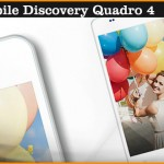 General Mobile Discovery Quadro 4