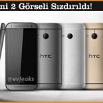 HTC One Mini 2 Görseli Sızdırıldı!