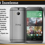 HTC One M8 İnceleme