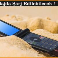 Telefonlar-Plajda-Şarj-Edilebilecek-!