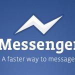 Facebook Mesenger 500 Milyonu Buldu