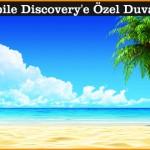 General Mobile Discovery'e Özel Duvar Kağıtları