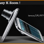 Samsung Galaxy K Zoom !