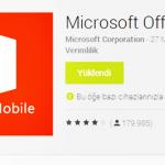 Microsoft Office Mobile ( Günün Uygulaması )